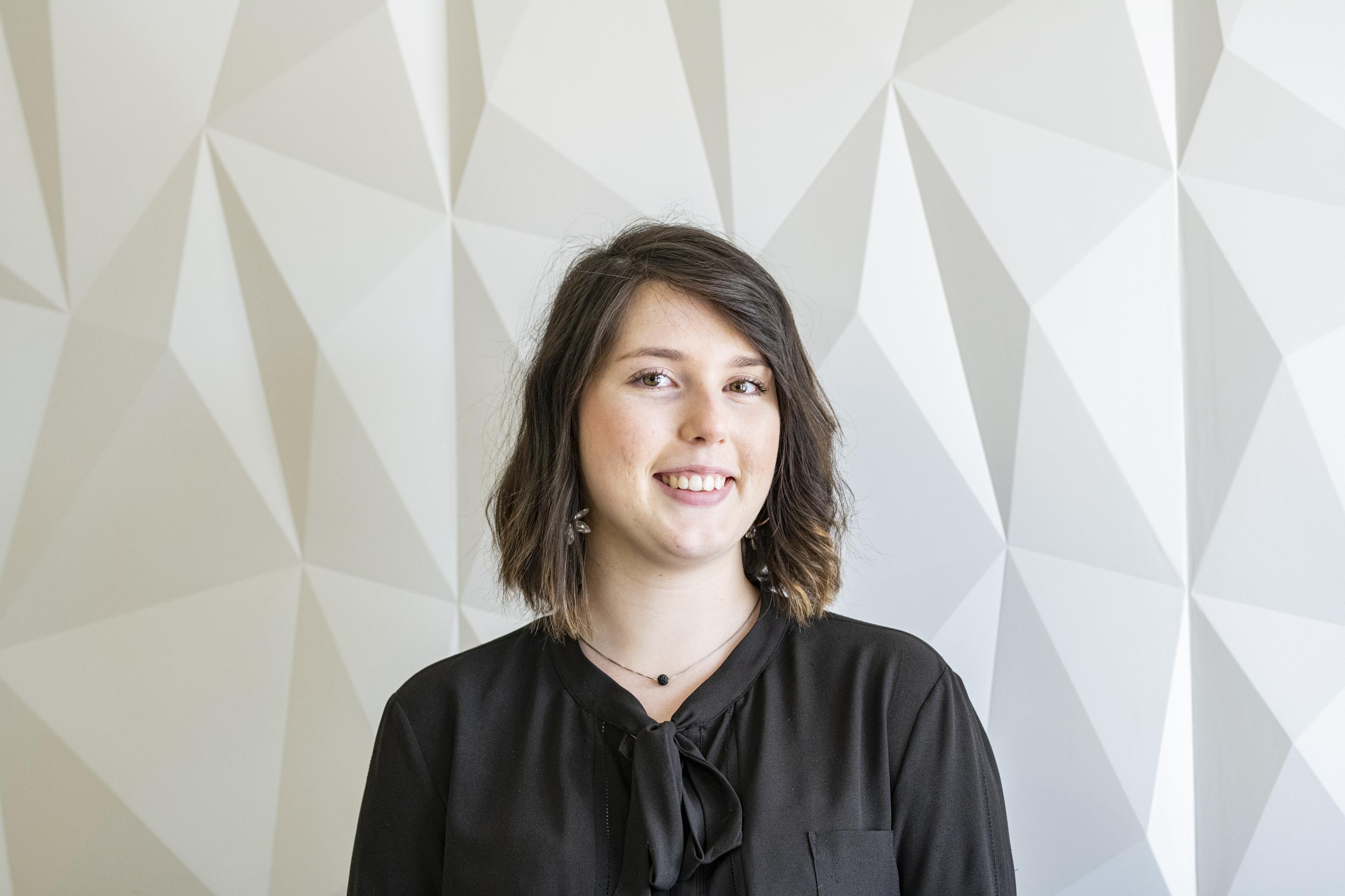 Portrait - Anaïs GARNIER - Collaboratrice de notaire